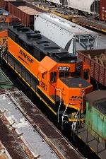 BNSF 2867